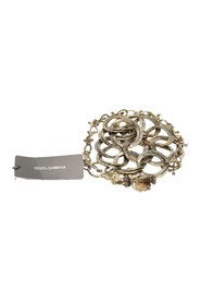 Gold-tone Chain Link Belt