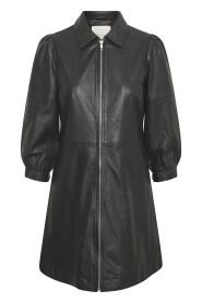 EyvorPW Leather Dress