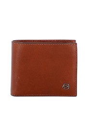 Wallet with RFID Square coin purse