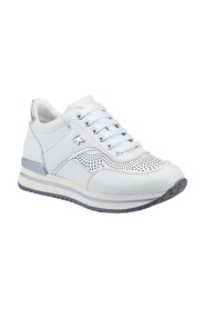 LUMBERJACK LIKE SW4805-008 X85 SNEAKERS Women WHITE