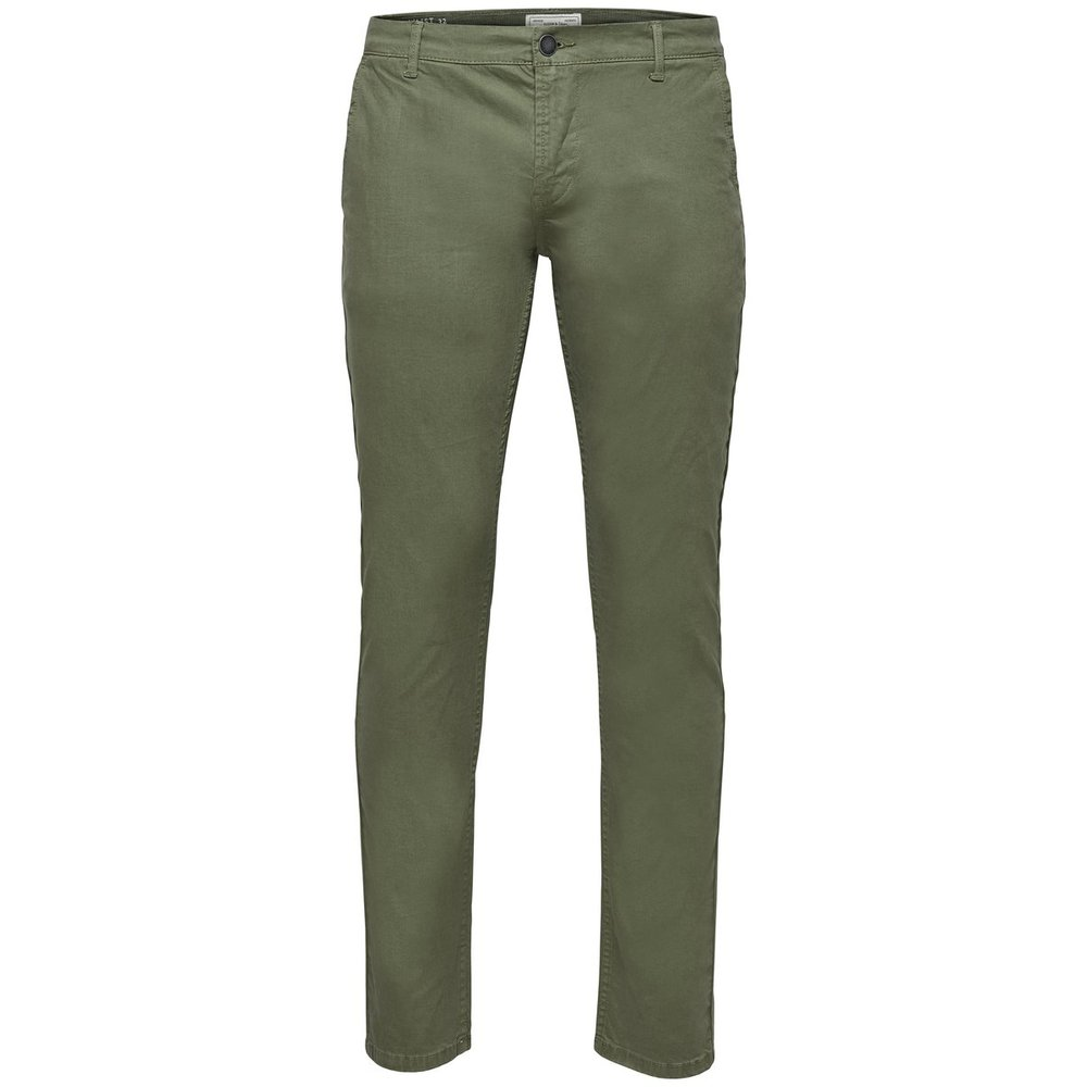 Trousers Solid