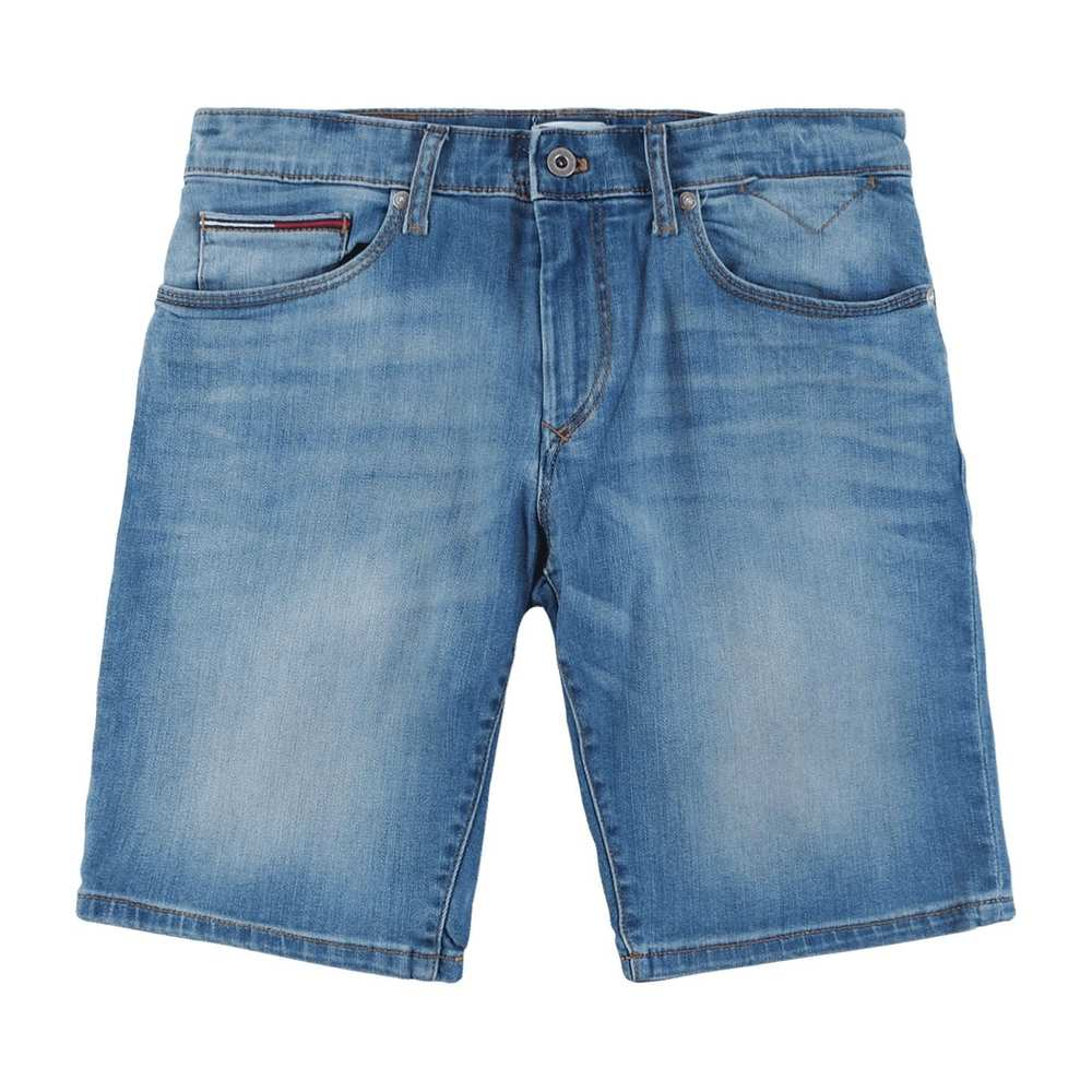 Scanton Slim Denim Shorts