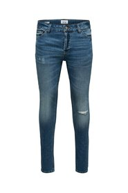 Skinny jeans ONS Extreme warp blue