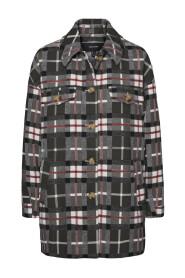 Vmcalakerry Check Jakke Ga Outerwear