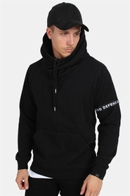 Defend Paris Quatro Hoodie Black