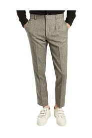 Peter wool suit trousers