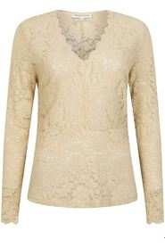 Top Lace Champagne