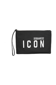 BE ICON CLUTCH BAG