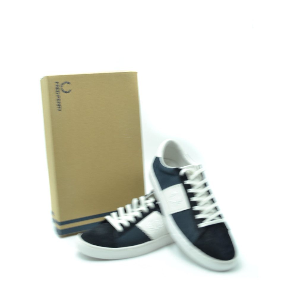 Fred Perry Blue Sneakers Fred Perry