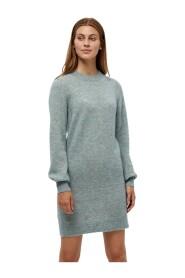 Mille knit dress