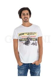 "MARLON BRANDO ""THE WILD ONE"" T-SHIRT"
