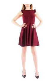 FRACOMINA FR19FP084 DRESS Women RED