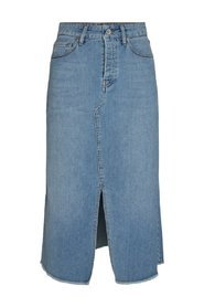 Zoe UHW denim skirt Salou