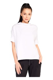 Oversize blouse with a wide stand-up Foxy T-shirt