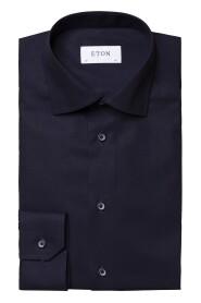 Fine Stripe Weave Slim Fit Shirt