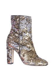 BOOTS WITH SEQUINS
