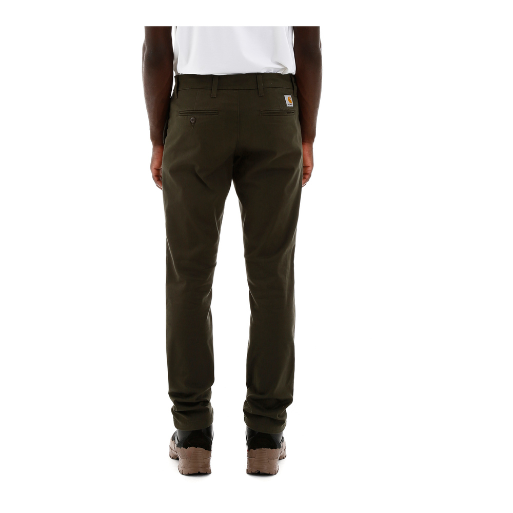 Green Trousers with pockets  Golden Goose  Bukser