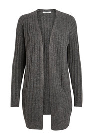 Cardigan Long knitted wool