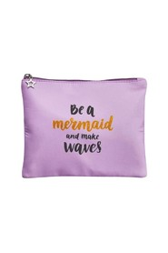 Stu Kids Be A Mermaid And Make Waves Toalettmappe