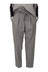 PINSTRIPE TROUSERS CAPPELLINI
