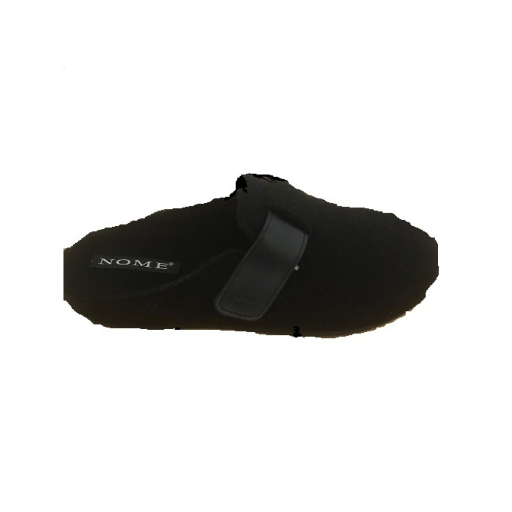 Nome Mens Home Shoes Black