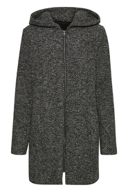 sista Hood Coat