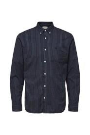 Long sleeved shirt Oxford