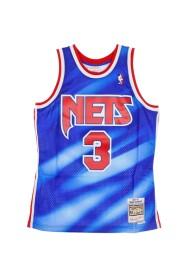 CANOTTA BASKET NBA SWINGMAN JERSEY HARDWOOD CLASSICS NO3 DRAZEN PETROVIC 1990-91 NEJNET ALTERNATE