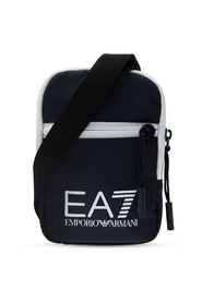 Branded shoulder bag