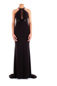 FABIANA FERRI 30070 DRESS Women BLACK