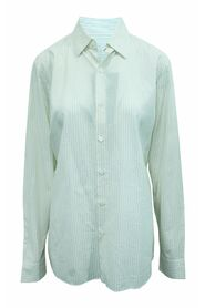 Ivory Striped Shirt