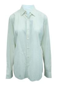 Ivory Striped Shirt