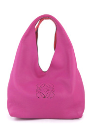 Dunas Leather Hobo Bag