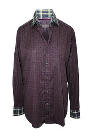 Print Shirt -Pre Owned Condition Very Good