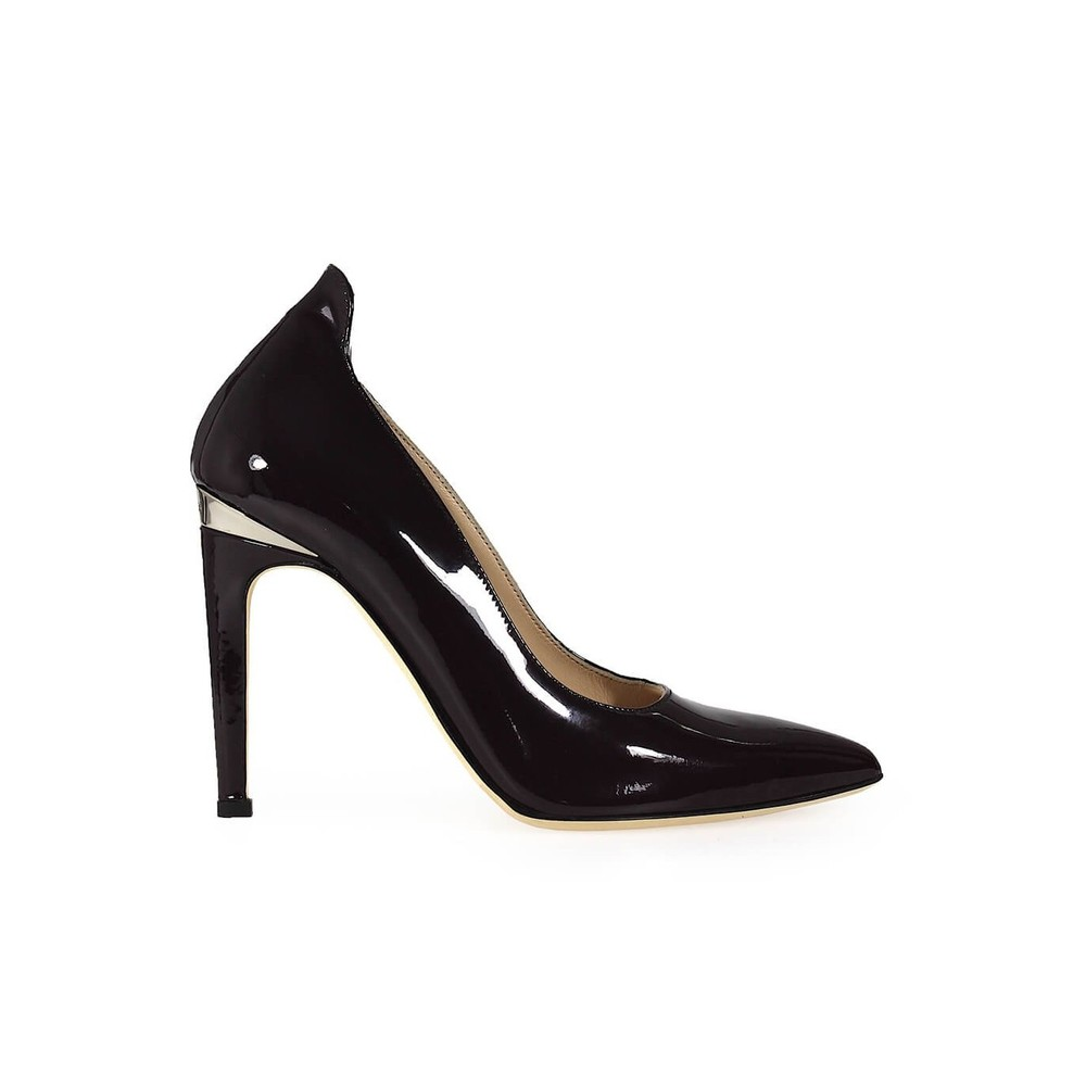 PATENT LEATHER NADIR PUMP