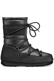 Female Winter Boots Mid Nylon