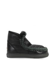 MINI ESKIMO BLACK SNEAKER