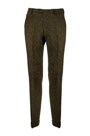 THECA TWEED TROUSERS