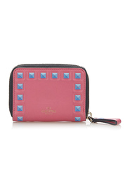 Rockstud Coin Pouch Leather