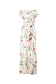 Flower Power Long Dress