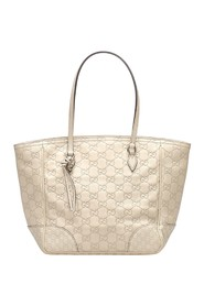 Bree Leather Tote Bag