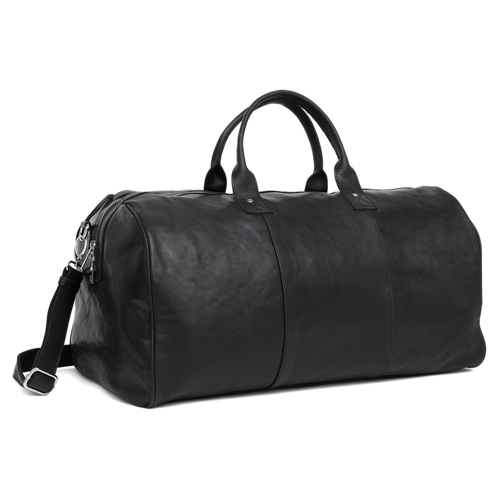 BLACK Catania Krister weekend bag | Adax | Weekendtassen | Herentassen