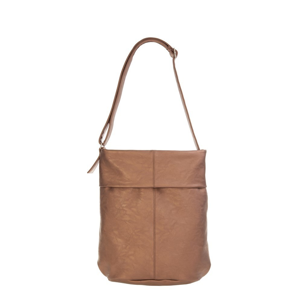 Hvid  Mademoiselle M14 copper  Zwei  Håndtasker  - Nyt produkt Taske