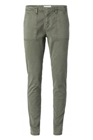YAYA - Worker With Large Front pockets - Army Green