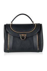 Leather Sofia Satchel Bag