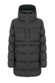 Down Jacket Glossy Gilet