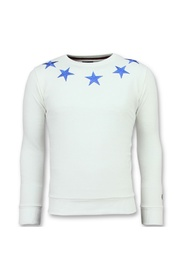 Five Stars - Exclusieve Sweater Heren