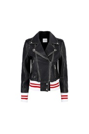 Anine Bing Quinlan Leather Jacket Ytterjakke