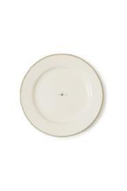 Icons Dessert Plate