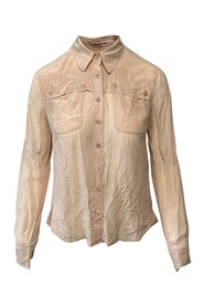 Silk Shirt -Pre Owned Condition Excellent